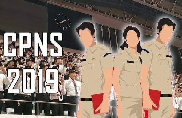 Pengumuman Perpanjangan Jadwal Penerimaan CPNS Dilingkungan Pemerintah Kabupaten Lima Puluh Kota Tahun 2019